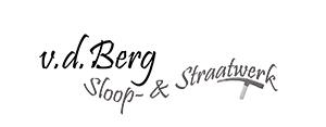 v.d. Berg Sloop en Straatwerk